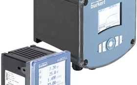 Controllers - Burkert Fluid Control Systems multiCELL Type 8619