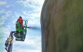 Tanks - Wire-wrapped prestressed concrete tank