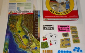 This Board Game Takes Drought to New Level