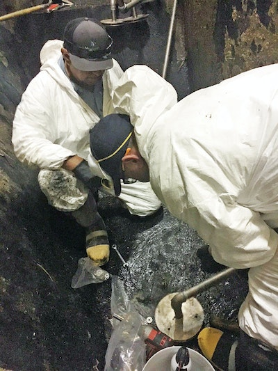 Bubbles Hold the Key to Stopping Grease Problems and Hydrogen Sulfide Buildup in a Wastewater Wet Well