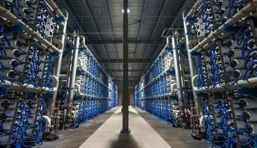 Nation's Largest Desalination Plant Officially Opens
