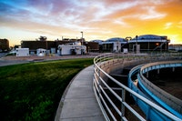 Pioneering Resource Recovery Facility Wins WEF 2020 Project Excellence Award