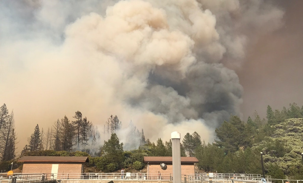 Treatment Plant Operators: The Unsung Heroes of California's Carr Fire