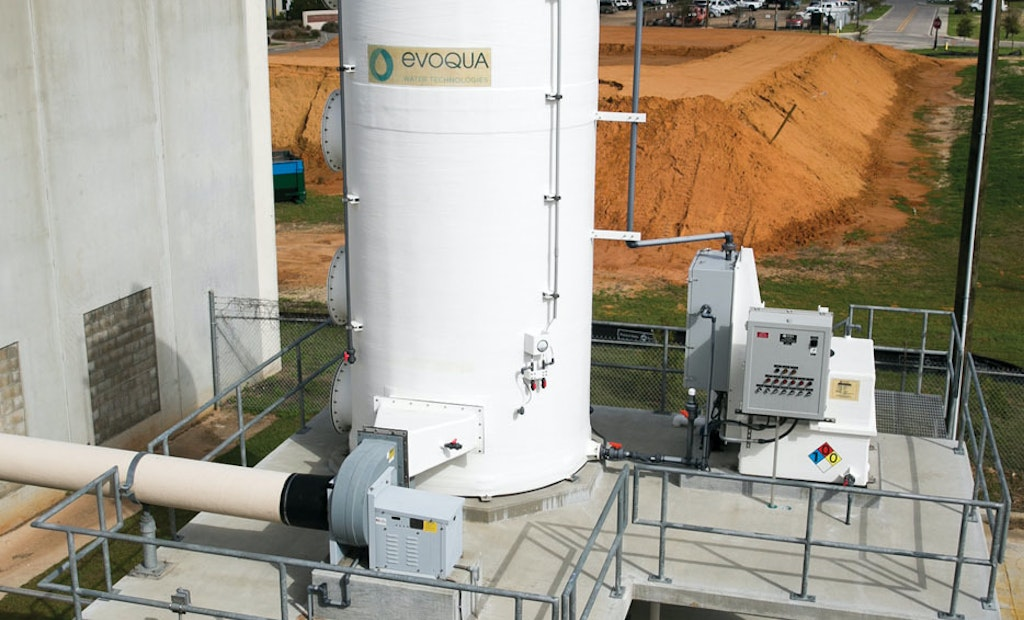 Plant Ensures Quality Effluent Through Sound Maintenance and Continuing Education for Staff