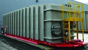 Storage Tanks - C&E Plastics mobile liquid storage tanks