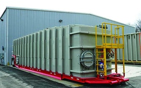 Storage Tanks - C&E Plastics mobile liquid storage tanks