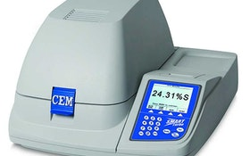 Testing Equipment - Microwave moisture/solids analyzer