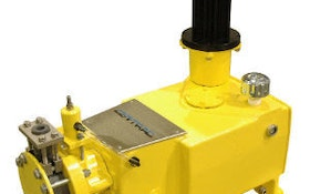 Centrac Metering Pumps Provide Water Treatment Accuracy