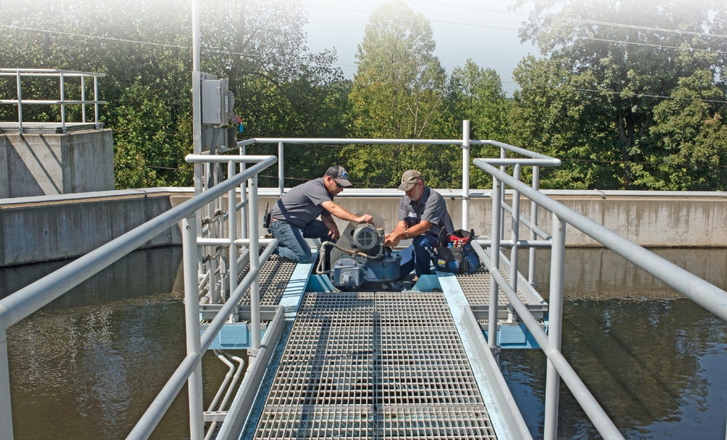 Meeting Challenges Is All in a Day's Work for the Water Plant Team in Central City, Kentucky