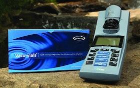 Analytical Instrumentation - CHEMetrics V-3000  Multi-Analyte Photometer
