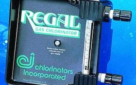 Chlorination/Dechlorination - Chlorinators Incorporated REGAL Gas Chlorinator