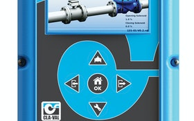 Process Control Systems - Cla-Val VC-22D