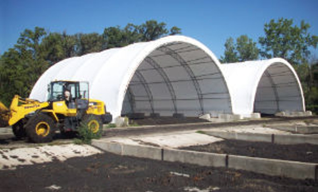 ClearSpan Fabric Structures Adds Options to HD Building Line