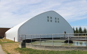 ClearSpan Fabric Structures Gable HD Building