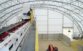 ClearSpan Fabric Structures extra-tall building