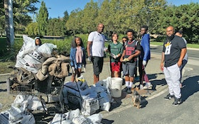 A Litter-Free Coastline Is a Community Service Project and an Education for District Residents