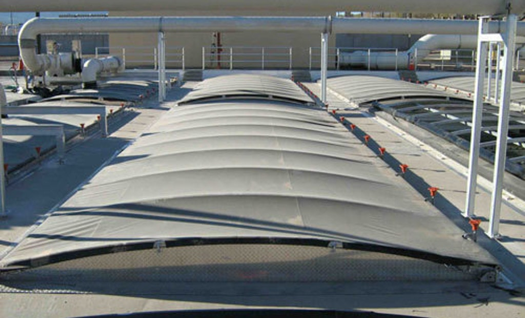 Tank Solutions: Control Odors With Retractable Covers