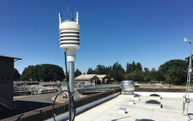 Eye on the Sky: Weather Stations Can Help Utilities Be Responsive to Changing Weather Conditions