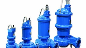 Pumps - Crane Pumps & Systems Barnes Solids Handling Series