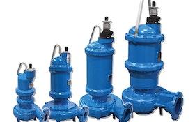 High-Efficiency Motors/Pumps/Blowers - Crane Pumps & Systems Barnes Solids Handling Series