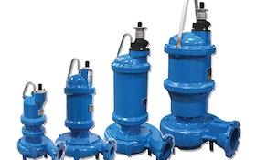 Submersible Pumps - Crane Pumps & Systems Barnes Solids Handling Series