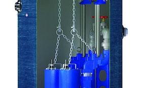 Pumps - Crane Pumps & Systems Barnes Fiberglass Lift Station