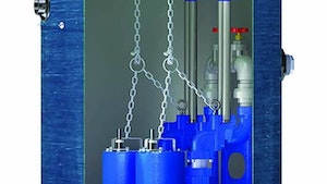 Vertical/Lift Station Pumps - Crane Pumps & Systems Barnes Fiberglass Lift Station