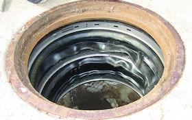 Cretex LSS  Internal Manhole Chimney Seal