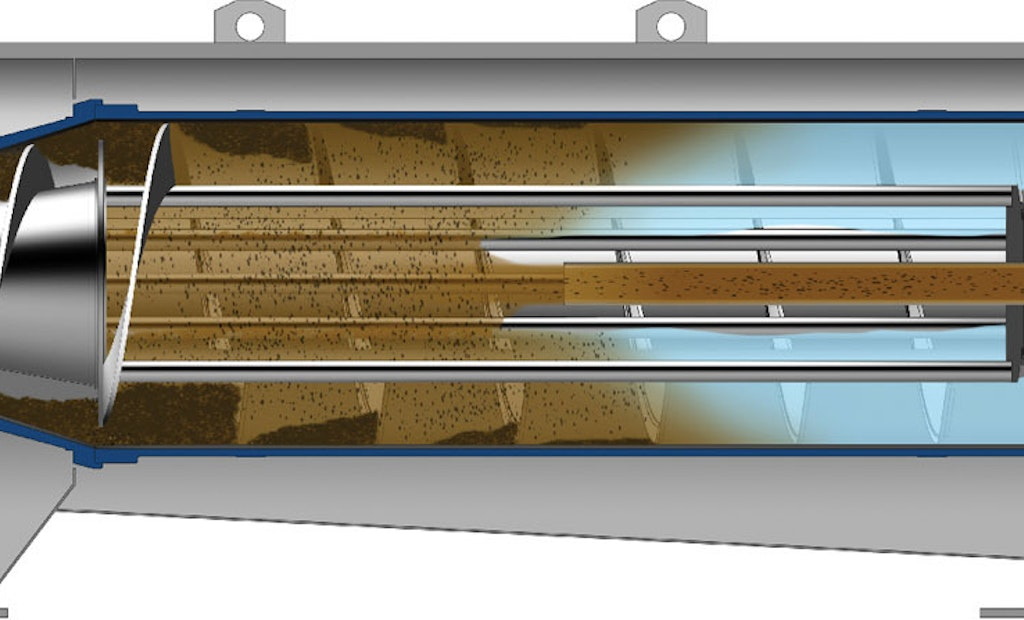 A New Centrifuge Technology Delivers Drier Material. That Means Lower Costs Downstream.
