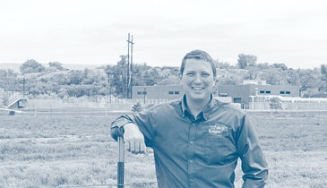 He Started Out Fixing Pickups Trucks and Other Machines. Now He Fixes Water in a Diverse Career in His Home State.