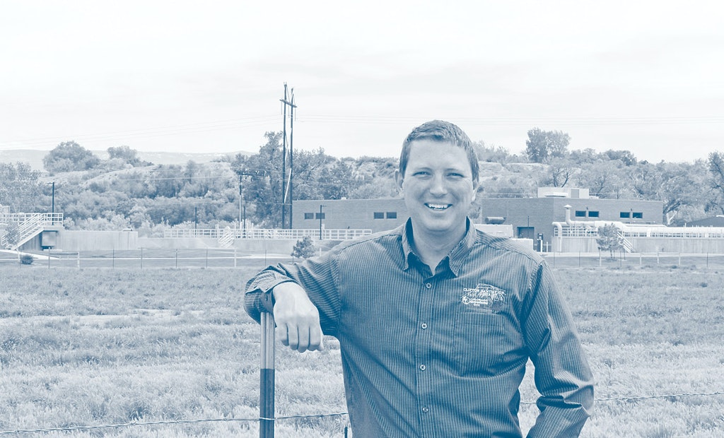 He Started Out Fixing Pickup Trucks and Other Machines. Now He Fixes Water in a Diverse Career in His Home State.