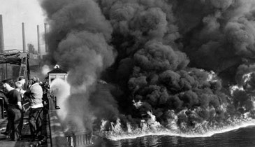 Celebrating the Cuyahoga: From River Fires to Recovery