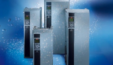 Protect Against Rain, Sleet and Ice with VLT Aqua Drives