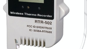 CAS DataLoggers T&D RTR-502 wireless temperature data logger
