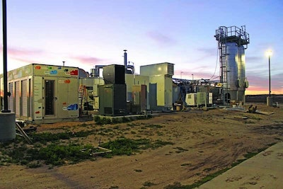 This is the Microsoft Plant That's Run by a Fuel Cell That's Powered by Biogas
