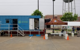 Company Delivers Mobile Bleach Generator to Texas Community