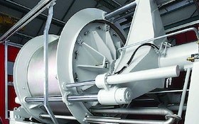 Advanced Dewatering Technology Provides High-Efficiency Batch Processing For Residuals
