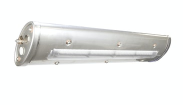 Dialight unveils stainless steel ATEX/IECEx LED linear fitting with integrated power supply
