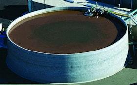 Tanks - Wastewater  storage tanks