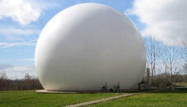 How Gasholders Control and Safely Store Odorous Biogas