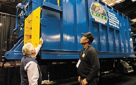 New Roll-Off Tank Withstands Heavy Use, Leaves Small Footprint