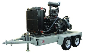 Pumps - Dragon Products mobile water-transfer pump