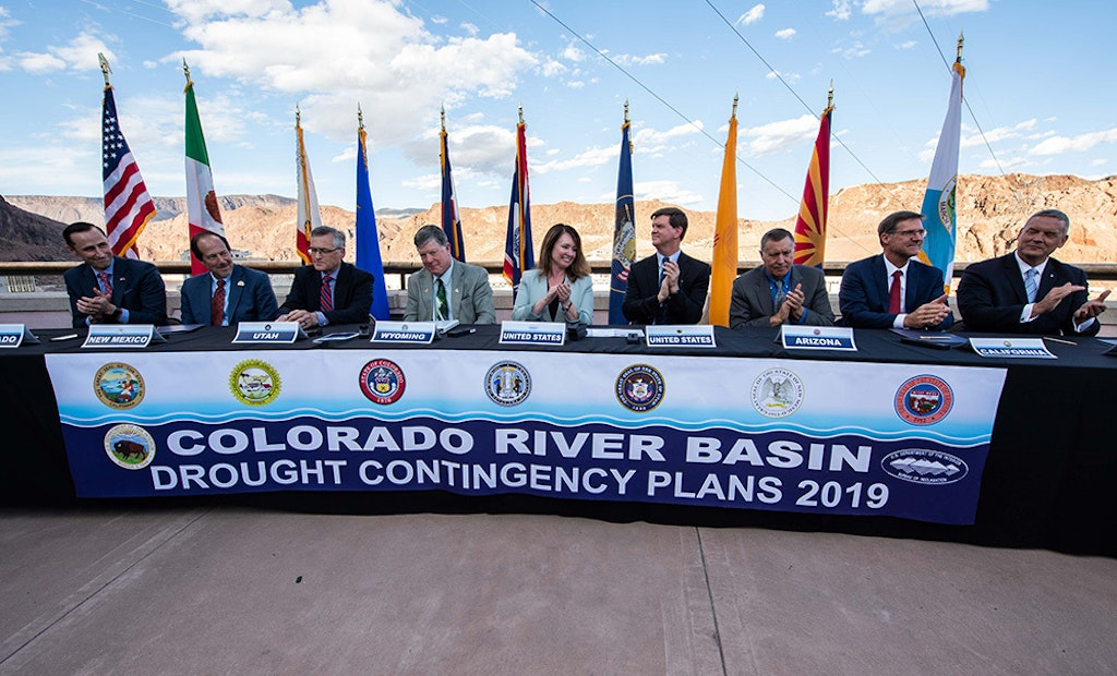 Western States Buy Time With a 7-Year Colorado River Drought Plan