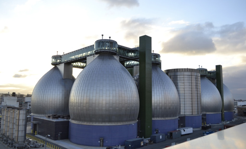 NYC Biogas Innovation Becomes Moneymaker