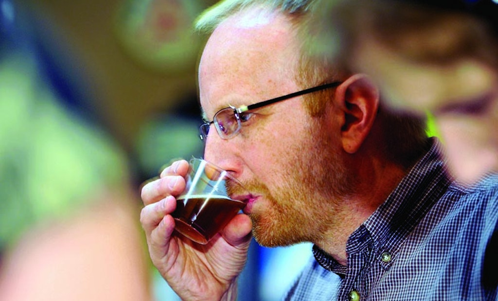 Craft Brewers Create Beer From Wastewater Effluent