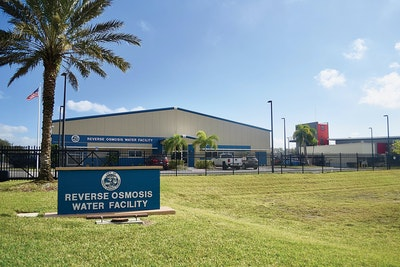 A Florida Water Plant Team Racks Up Awards for Success in Taking on a New Technology