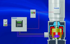 Drives - DSI Dynamatic variable-speed eddy current drive
