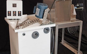 Chemical/Polymer Feeding Equipment - Dry chemical/polymer feeder
