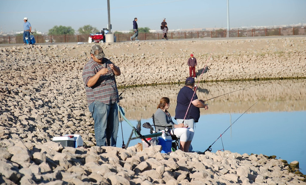 Fish On! Water Utility Goes Angling for Charity