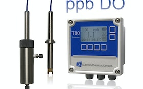 Dissolved Oxygen Sensor Provides Continuous Monitoring
